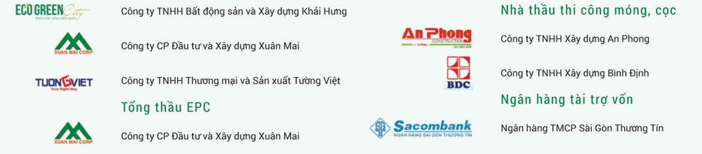 Liên doanh nhà đầu tư chủ dự án Eco Green Sài Gòn Quận 7 đường Nguyễn Văn Linh