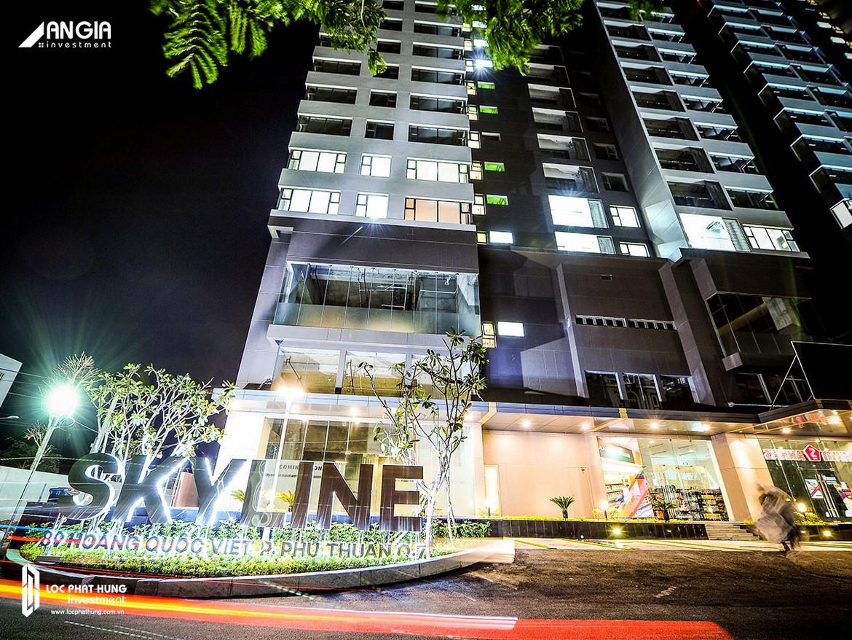 Hình ảnh thực tế dự án căn hộ An Gia Skyline được bàn giao 12/2017. Liên hệ SGD BĐS KEEN LAND HOTLINE: 0949 893 893 - 0949 893 893 XEM NHÀ THỰC TẾ