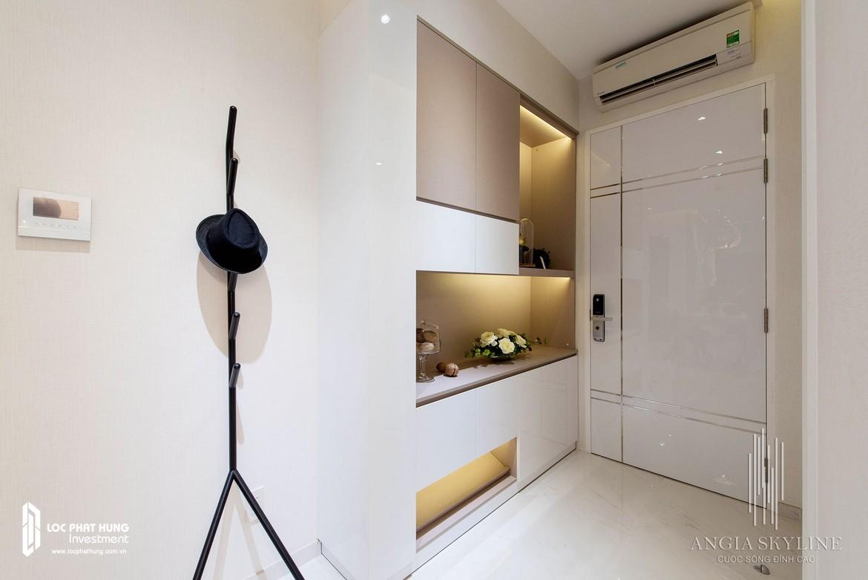 Nhà mẫu căn hộ An Gia Skyline diện tích 83m2 , thiết kế 3 phòng ngủ - 2 vệ sinh