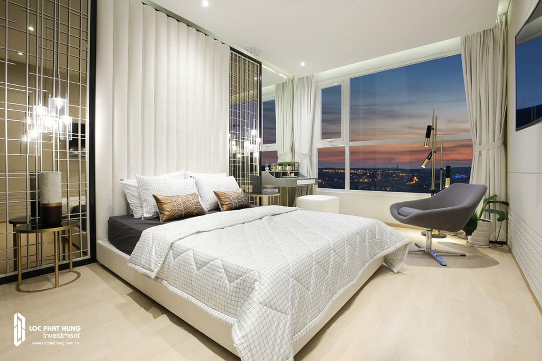 Nhà mẫu căn hộ 3 phòng ngủ - 2 vệ sinh diện tích 93m2 dự án căn hộ Charmington Iris Quận 4 –Sàn GD BĐS Trung Kiên real– Hotline:0949 893 893 – 0949 893 893
