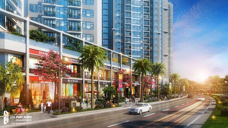 Trung tâm thương mại và mua sắm dự án Eco Green Sài GònTrung tâm thương mại và mua sắm dự án Eco Green Sài Gòn