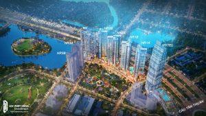 """Xuân Mai Corp """"Nam tiến"""" với dự án Eco Green Sài Gòn"""