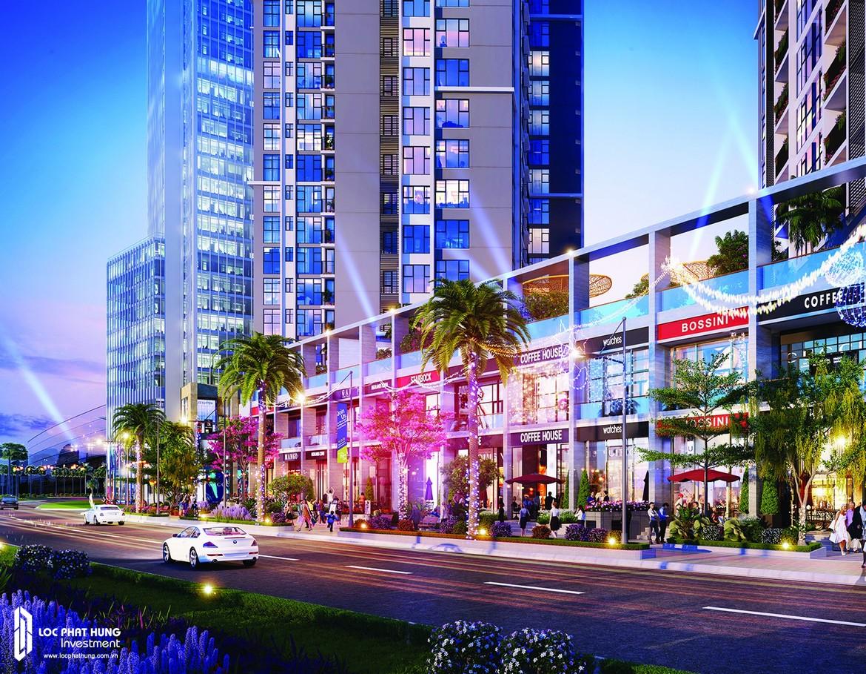 Trung tâm thương mại và mua sắm dự án Eco Green Sài Gòn