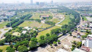 Cuộc chiến căn hộ chung cư cao cấp Nam Sài Gòn tăng nhiệt.