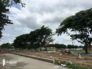Tiến độ dự án Eco Green Sài Gòn tháng 07/2018