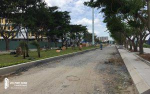 Tiến độ dự án căn hộ cao cấp Eco Green Sài Gòn tháng 09/2018
