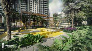 Thiết kế dự án căn hộ Chung Cư Infiniti Riviera Point Đường Nguyễn văn Tưởng Quận 7