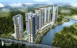 Vén màn cuộc sống thượng lưu của giới tinh hoa dự án căn hộ Infinity Riviera Point