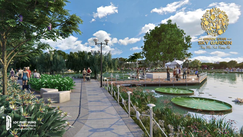 Tiện ích dự án căn hô Green Star Sky Garden