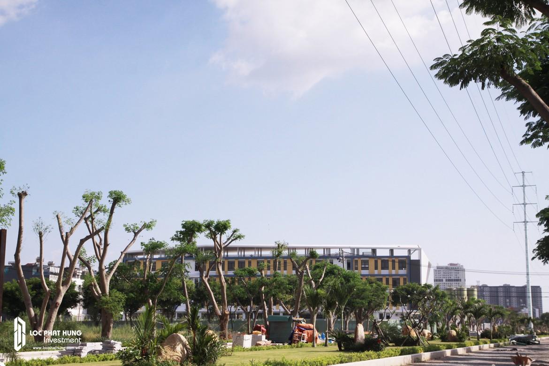 Tiến độ xây dựng căn hộ Eco Green Sài Gòn Tháng 10/2018 – Sàn GD BĐS Keen Land – Hotline: 0949 893 893 – 0949 893 893