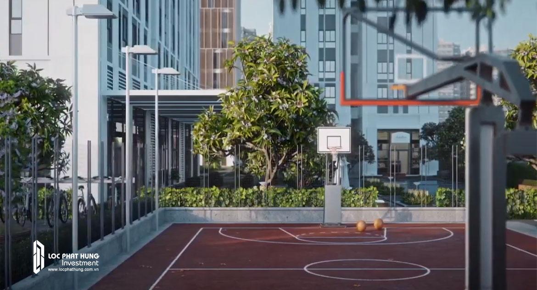 Tiện ích sân chơi bóng dự án căn hộ Citiesto Quận 2