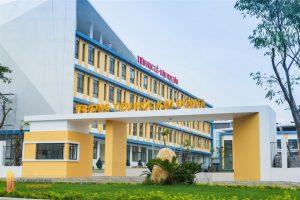 Không gian trường tiểu học Kim Đồng Quận 7 tại dự án Eco Green Sài Gòn