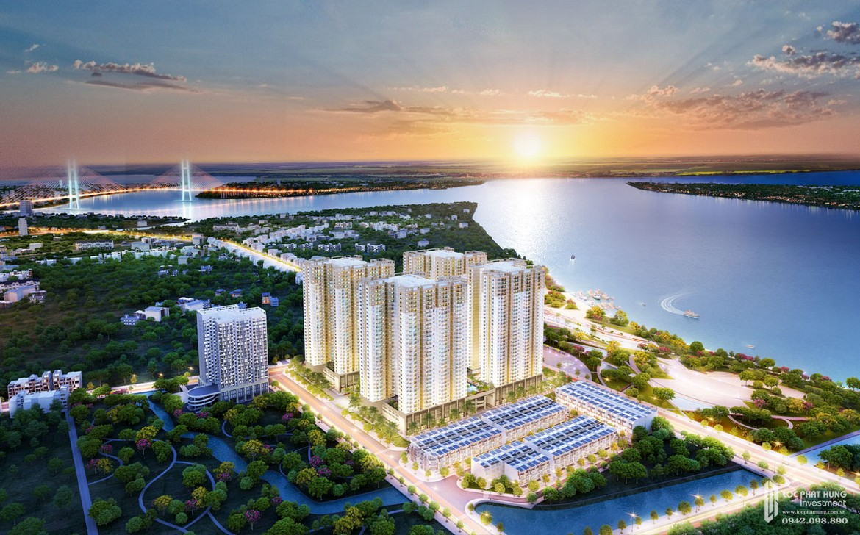 Mua bán cho thuê dự án căn hộ chung cư Florita Quận 7 Đường Đào Trí chủ đầu tư Hưng Thịnh