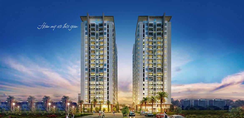 Mua bán cho thuê dự án căn hộ chung cư officetel Luxcity Quận 7 Đường Huỳnh Tấn Phát chủ đầu tư Đất Xanh