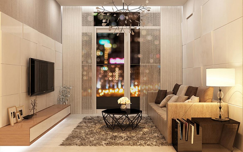 Nhà mẫu dự án căn hộ chung cư Luxcity Quận 7 Đường Huỳnh Tấn Phát chủ đầu tư Đất Xanh