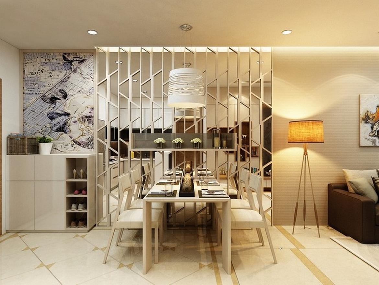 Nhà mẫu dự án căn hộ chung cư The Golden Star Quận 7 Đường Nguyễn Thị Thập chủ đầu tư Hưng Lộc Phát