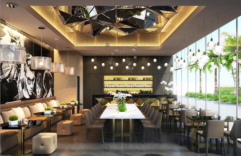 Tiện ích dự án căn hộ chung cư Luxcity Quận 7 Đường Huỳnh Tấn Phát chủ đầu tư Đất Xanh