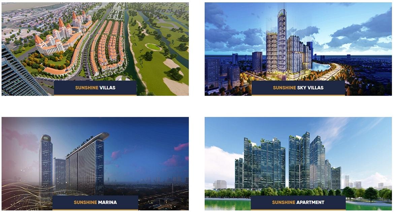 Chủ đầu tư dự án căn hộ Sunshine City Sài Gòn Quận 7