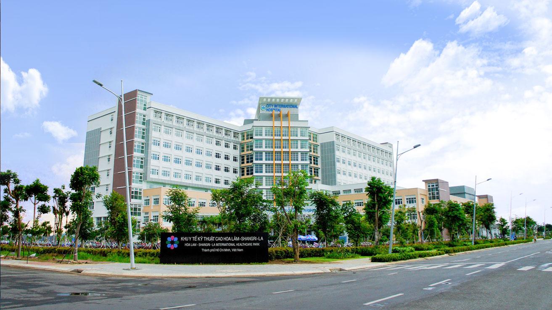 Bệnh viện quốc tế Shangri-La