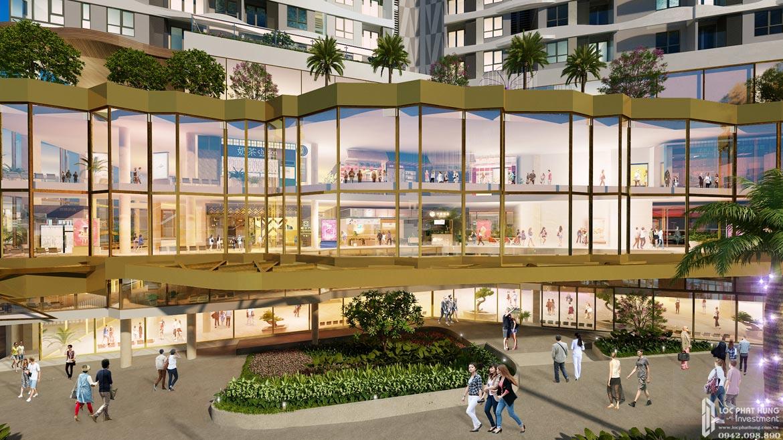 Mặt tiền dự án căn hộ chung cư D Homme Quận 6 Đường Hồng Bàng chủ đầu tư DHA