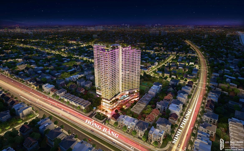 Phối cảnh dự án căn hộ chung cư D Homme Quận 6