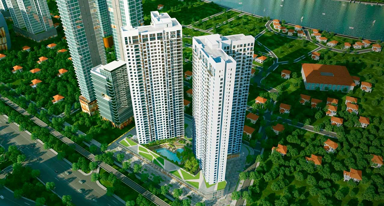 Mua bán cho thuê dự án căn hộ chung cư M-One Nam Sài Gòn Quận 7 Đường Bế Văn Cấm chủ đầu tư Thảo Điền Investment