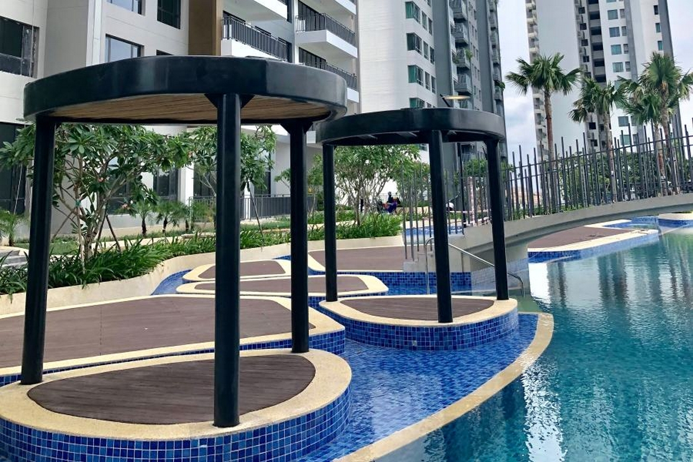 Mua bán cho thuê dự án căn hộ chung cư The View Riviera Point Quận 7 Đường Huỳnh Tấn Phát chủ đầu tư Keppel Land