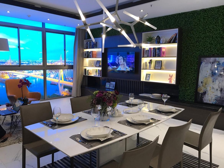Nhà mẫu dự án căn hộ chung cư Sky X Quận 7 Đường Đào Trí chủ đầu tư TTC LAND