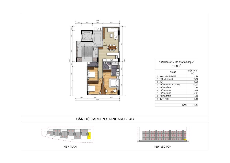 Thiết kế dự án căn hộ chung cư Sky X Quận 7 Đường Đào Trí chủ đầu tư TTC LAND