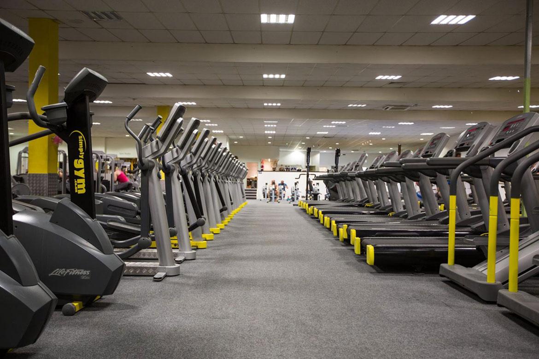 Hệ thông Gym hiện đại Masteri Park Land