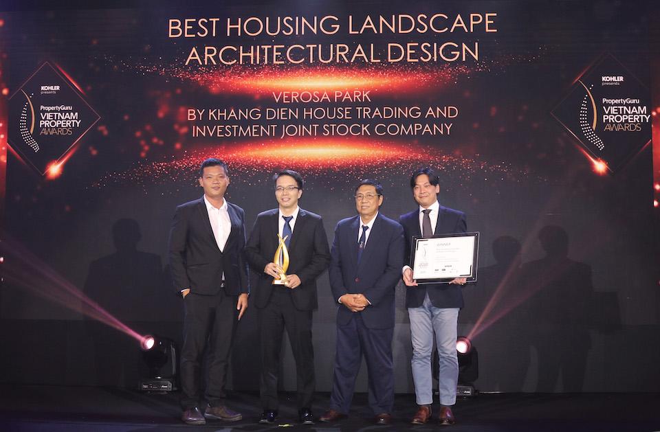 Chủ đầu tư dự án Verosa Park Quận 9 Khang Điền có gần 20 năm trong lĩnh vực đầu tư Bất động sản và dành được nhiều giải thưởng