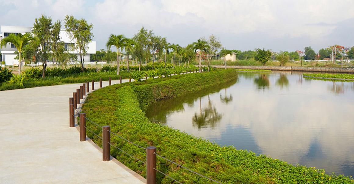 Tiện ích dự án Nhà Phố chung cư Verosa Park Quận 9 Đường Liên Phường chủ đầu tư Khang Điền