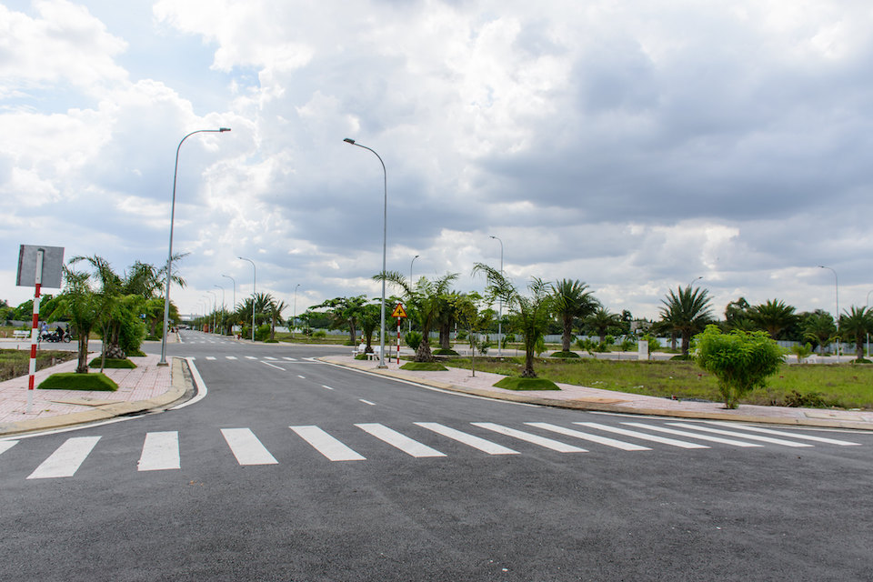 Đất nền Rio Grande Quận 9 đường Trường Lưu của Chủ đầu tư Điền Phúc Thành. keenland.com.vn