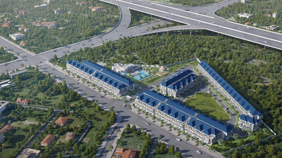 Dự án Merita Khang Điền - Liên hệ: 0949 893 893 xem thực tế dự án. www.keenland.com.vn