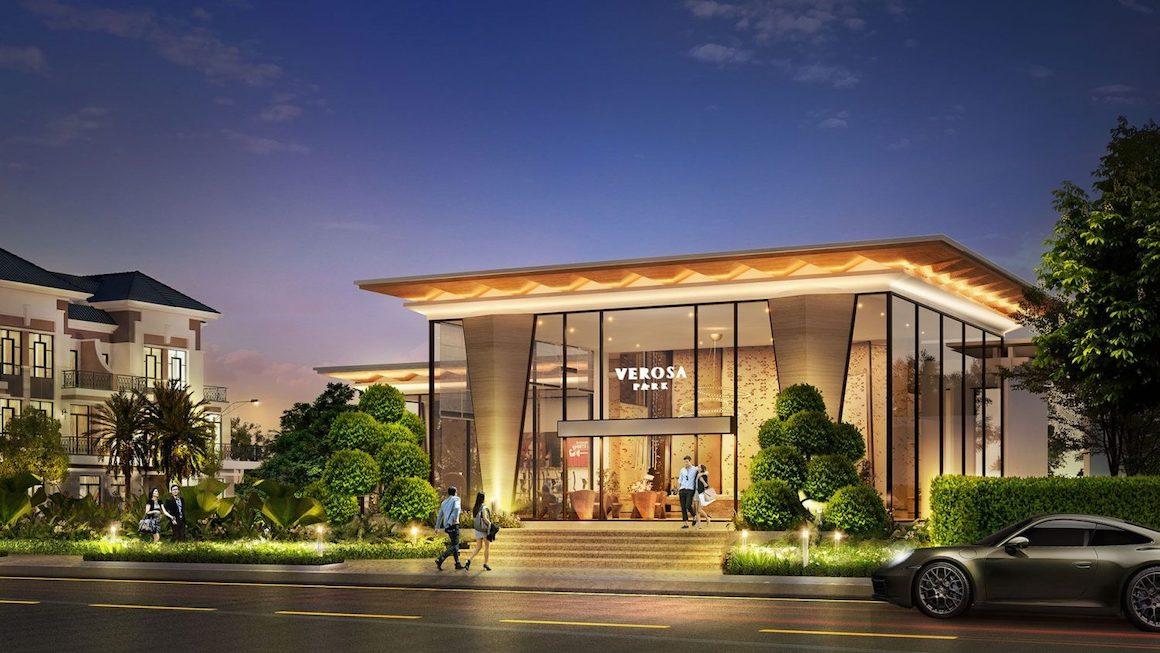 Tiện ích dự án Verosa Park Khang Điền Quận 9 - Trung tâm thể thao