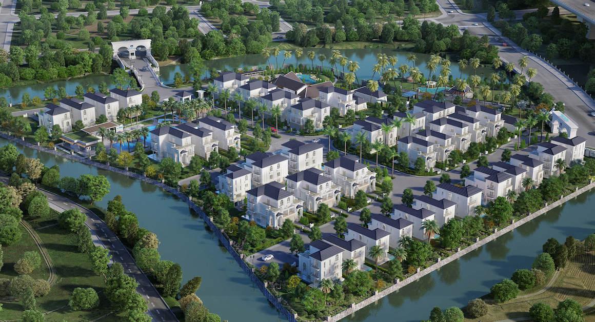 Dự án Verosa Park Khang Điền Quận 9 là khu nhà phố biệt lập cao cấp nhất, tiếp nối sự thành công từ dự án The Venica từ năm 2016