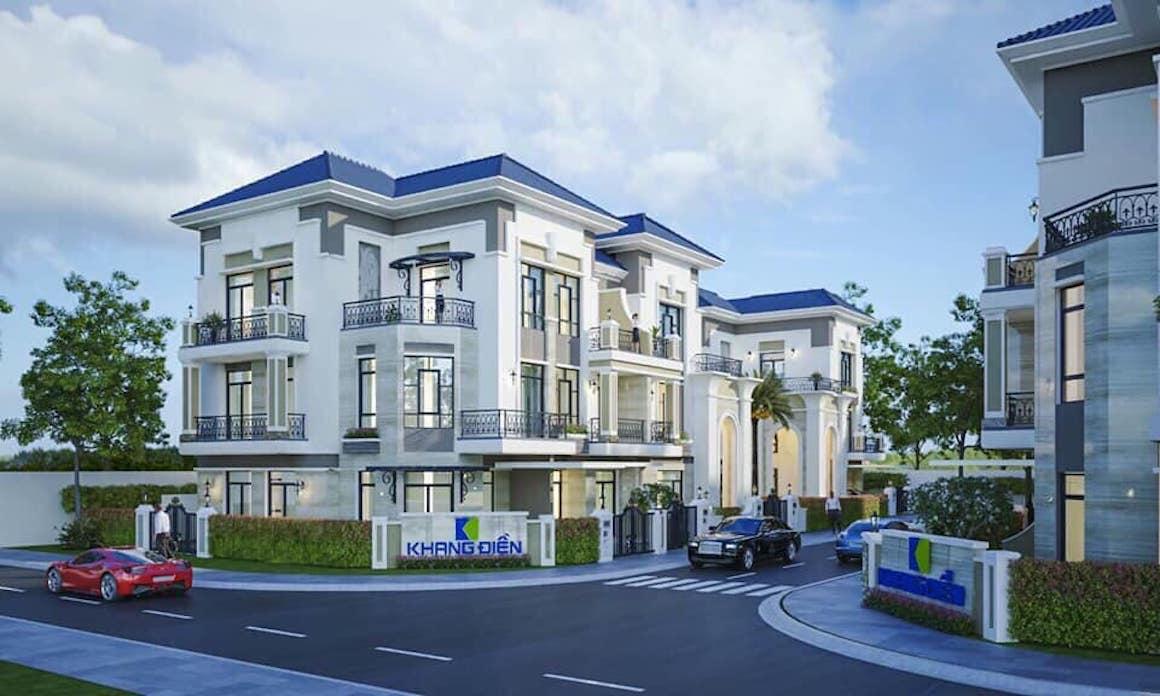 Các căn nhà phố biệt thự tại dự án Verosa Park Khang Điền Quận 9 luôn được quy hoạch đồng bộ tại nên một cộng đồng dân cư văn minh