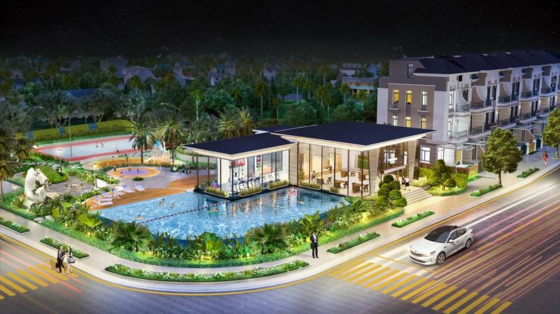 The Verosa Park Khang Điền quận 9