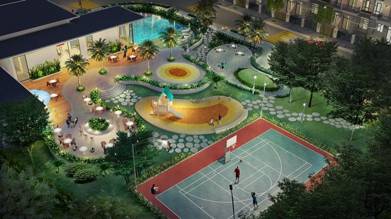 Tìm hiểu các tiện ích nổi bật của dự án nhà phố Verosa Park Khang Điền Quận 9 the verosa park khang dien 7