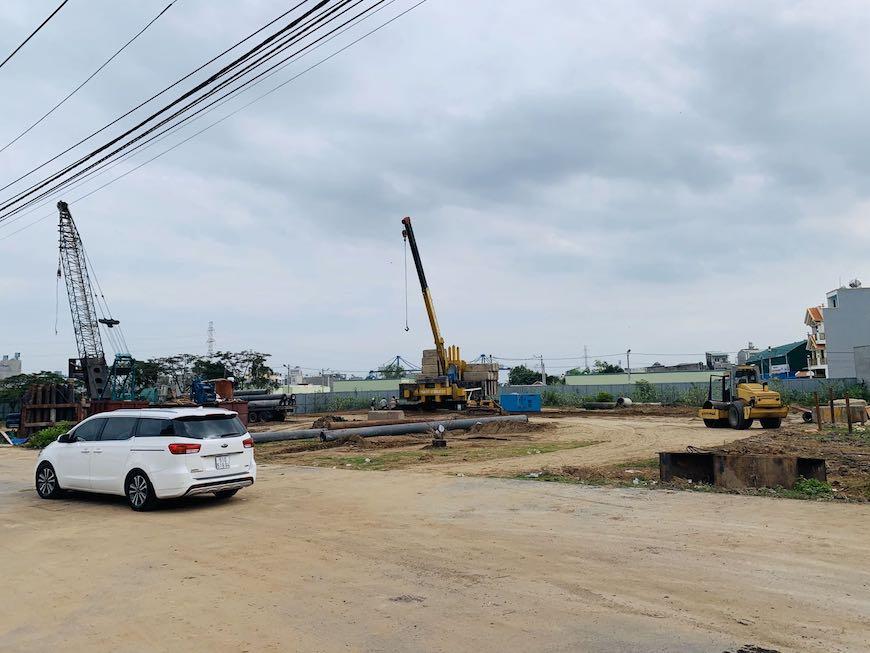 Cập nhật Tiến độ xây dựng dự án chung cư căn hộ Ricca Gò Cát Quận 9.
