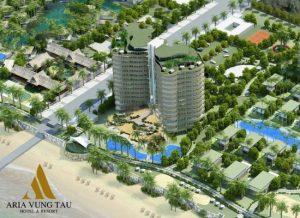 Chủ Đầu Tư Dự Án Aria Vũng Tàu Hotel And Resort