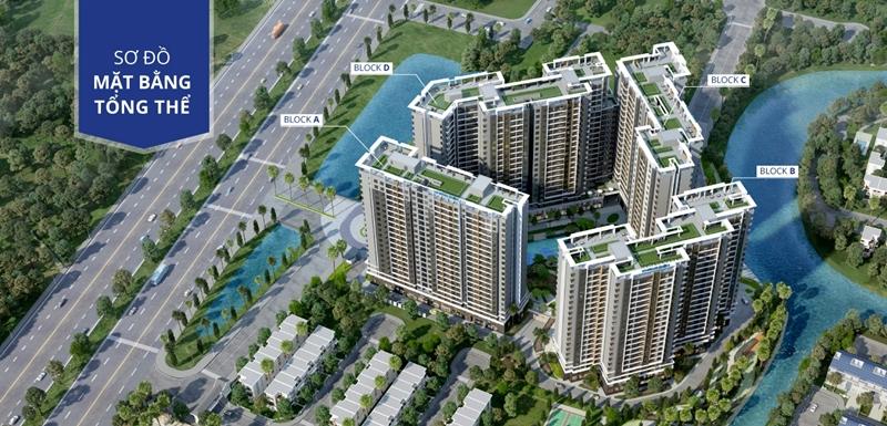 Căn hộ Hausnima - So sánh giá bán với các dự án lân cận du an safira khang dien quan 9