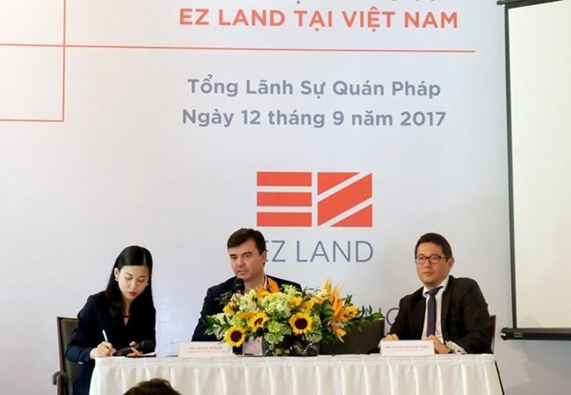 Công ty EZ Land làm chủ đầu tư dự án căn hộ chung cư Hausnima Quận 9 là ai? ez land chu dau tu du an can ho chung cu hausnima quan 9