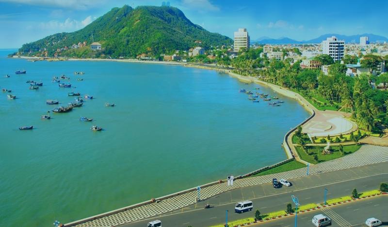 The Maris nằm tại biển Chí Linh Vũng Tàu với vẻ đẹp nguyên sơ, tự nhiên ly do de dau tu du an the maris vung tau 2 1