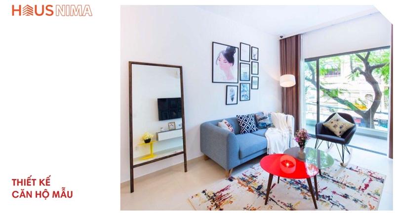 Hình ảnh nhà mẫu dự án căn hộ chung cư Hausnima Quận 9 nha mau du an can ho chung cu hausnima quan 9 1
