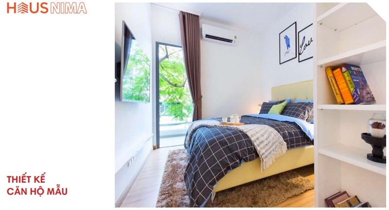 Hình ảnh nhà mẫu dự án căn hộ chung cư Hausnima Quận 9 nha mau du an can ho chung cu hausnima quan 9 3