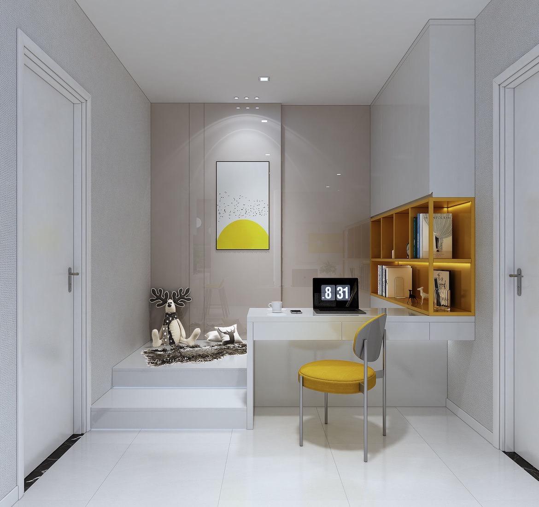 Phòng làm việc trong nhà tại dự án căn hộ chung cư Ricca Quận 9