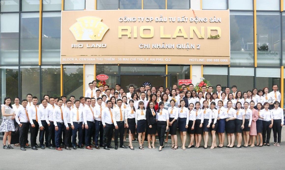 Đơn vị phát triển dự án căn hộ Ricca Quận 9 - Công ty Rio Land