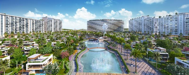 Vũng Tàu - Thủ phủ mới của du lịch nghỉ dưỡng Việt Nam với The Maris the maris vung tau ho canh quan