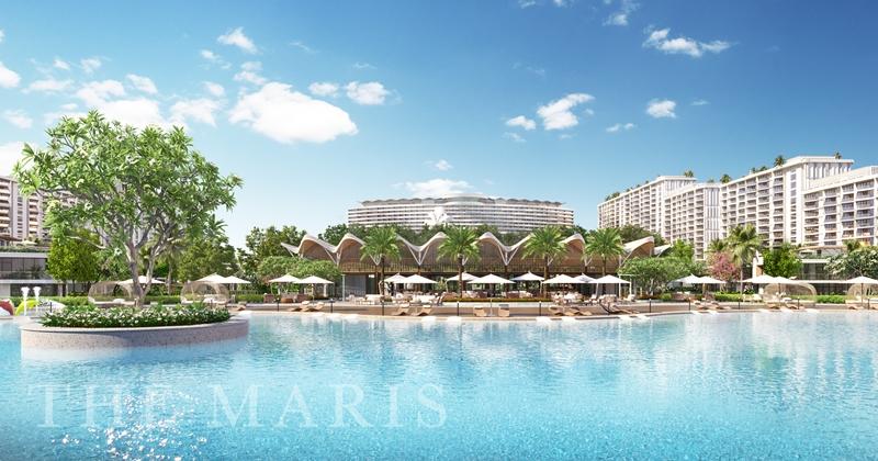 Vũng Tàu - Thủ phủ mới của du lịch nghỉ dưỡng Việt Nam với The Maris the maris vung tau the shell beach club